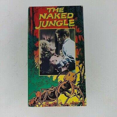 The Naked Jungle (Charlton Heston,Eleanor Parker) (1988