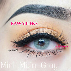 11f074f797 Image is loading Kontaktlinsen-Contact-Lenses-Color-Soft-Eyes-Makeup-Lady-