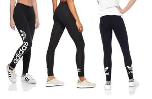 ADIDAS-ORIGINALS-WOMEN-LINEAR-SPORTS-LEGGINGS-NEW-FASHION-SUMMER-SALE-SIZE-8-14