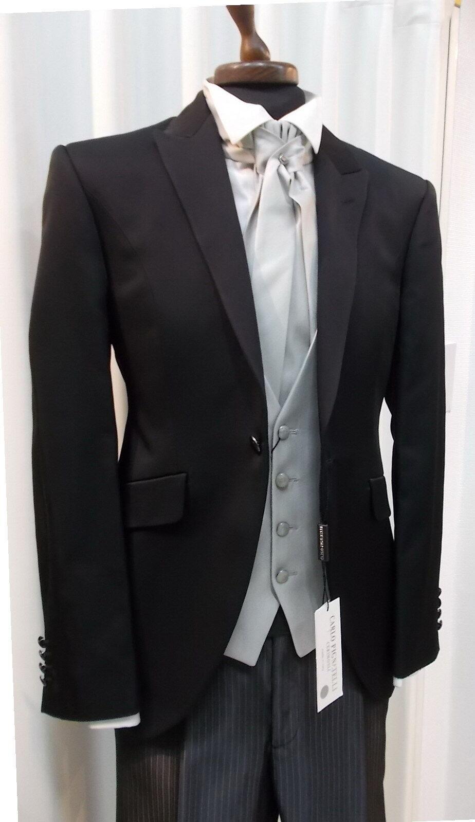 Anzüge Kleidung & Accessoires Kleidung Mann T.48 Unterzeichnet Carlo Pignatelli Suit Groom Hochzeit