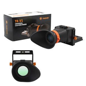 TARION-TR-V1-LCD-Displaylupe-Viewfinder-Sucherlupe-mit-Schnellwechselplatt