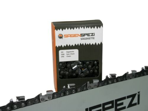 """Vollmeißel Säge Kette 60TG 40cm 3//8/"""" 1.6mm passend für Stihl MS341 MS361 Chain"""