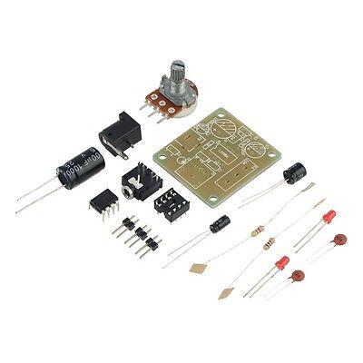 New 1pcs LM386 Super Mini Amplifier Board Module 3V-12V DIY Kit Perfect JL