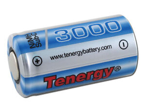Tenergy-Sub-C-3000mAh-SubC-NiMH-Rechargeable-Battery-Flat-Top