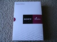 Brand Sony Prs-300sc Pocket Ebook Reader Silver