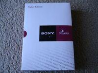 Brand Sony Prs-300sc Pocket Ebook Reader Silver