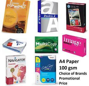 Ream Image Paper Image Impact A4 Copy Paper 100Gsm