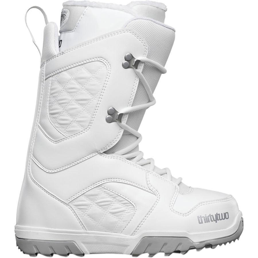 Zweiunddreißig Damen Austritt Snowboard Stiefel (7) Weiß