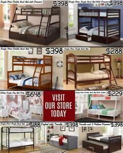 BUNK BED, DAY BED  &  MATTRESS ON CLEARANCE Toronto (GTA) Preview
