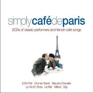 Various-Artists-Simply-Cafe-de-Paris-Various-New-CD-UK-Import