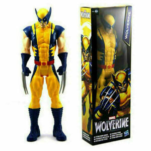 Wolverine-X-men-12-039-039-Action-Figure-Titan-Hero-Series-Marvel-Kids-Toy-Gift-HOT