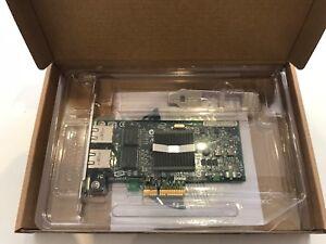 Intel EXPI 9402 PTBLK Pro-1000 Pt Double Port LP Gigabit PCI-E Adaptateur réseau F-H-afficher le titre d`origine TEjAn6xT-09164153-674498995