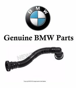 Secondary Air Injection Exhaust Emission Pump Hose to Valve For BMW E53 X5 01-03
