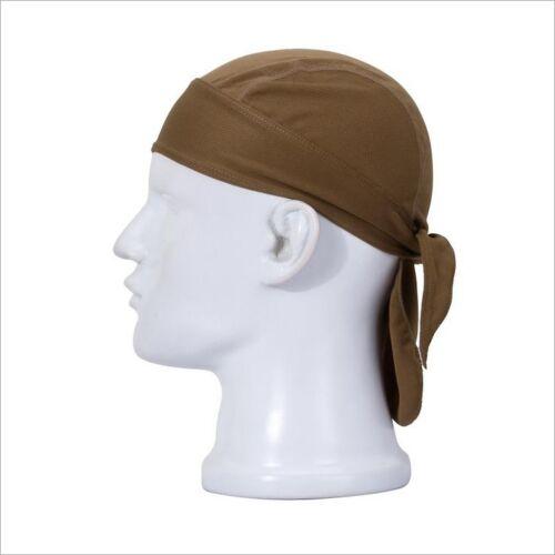 Outdoor Scarf Cycling Headbands Pirates Hat Bike Head Hat Helmet Bandana B