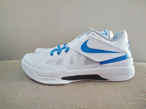 New New DS Nike Zoom KD Kevin Durant IV 4 CT16 QS White Blue men sz 7.5 8.5 or 9.5 for sale