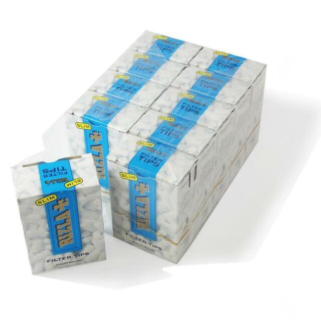 Rizla Sottile Puntali con Filtro 10 x 150=1500 Filtri
