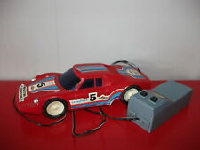 (19.4.15.2) Porsche Martini filoguidée Téléguide RC remote control Goldenart