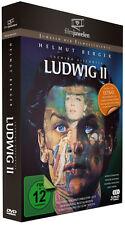 Ludwig II. - Miniserie 1-5 Director's Cut - mit Helmut Berger - Filmjuwelen DVD