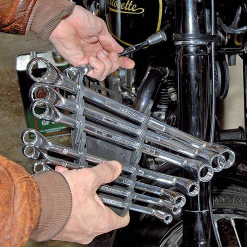 SET OF 8 DRAPER EXPERT RING SPANNERS Offset Hi-Torq Metric Wrench Kit