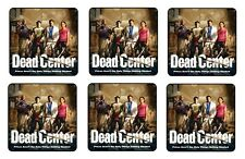 LEFT 4 DEAD COASTERS 1/4 BAR & BEER SET OF 6
