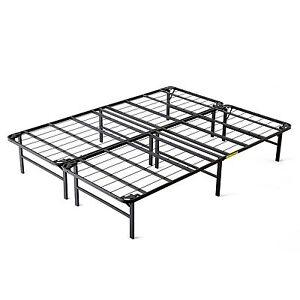 image is loading intellibase lightweight easy set up bi fold platform - Fold Up Bed Frame