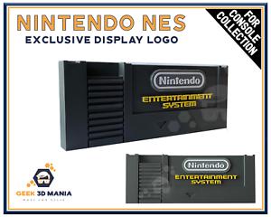 NINTENDO-NES-Display-Logo-EXCLUSIF-pour-Collection-de-Jeu-Video-Retro-Geek