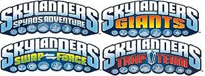 Skylanders-Spyro-039-s-Adventure-Giants-Swap-Force-Figures-DAMAGED-PACKAGING-NEW