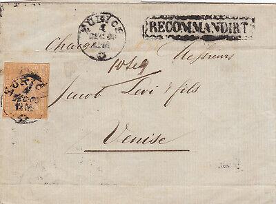 Brief Unterfrankiert