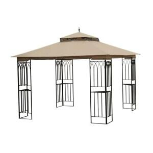 Replacement Canopy Set For L Gz105pst 4f 10x10 Lansing Gazebo Ebay