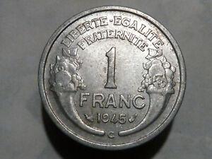 CIR10-392-1-FRANC-MORLON-Alu-1945-C-BELLE-QUALITE-TTB-a-TTB