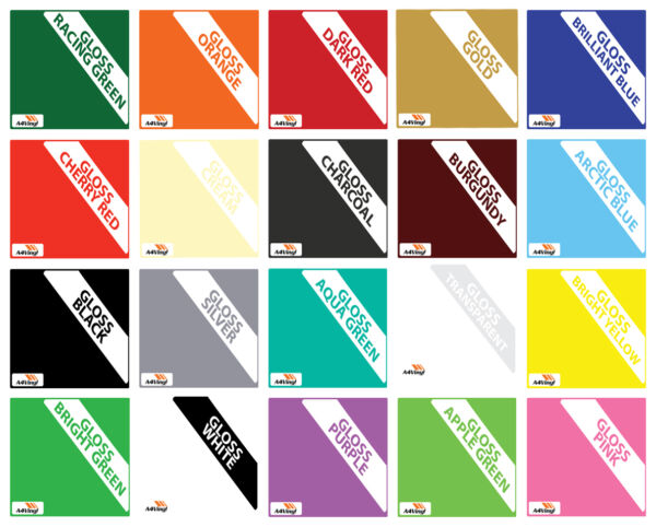 "Ceramic Wall Tile Vinyl Stickers 6"" 150mm Bathroom Kitchen Transfer All Colours"