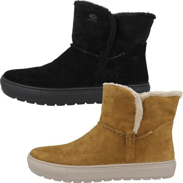 GEOX D Breeda B Schuhe damen Damen Stiefel Freizeit Stiefeletten D942QB00022C