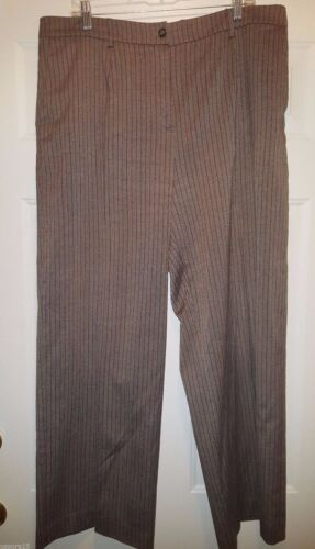 Coldwater Creek Womens Multi Color Striped Pants S