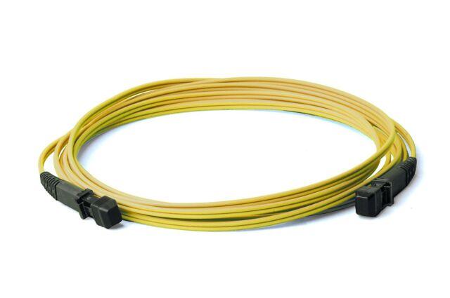 Glasfaser LWL MTRJ-MTRJ Patchkabel, Duplex, 9/125um, 3.0mm, 2m Lichtwellenleiter