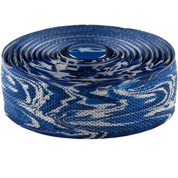Lizard Skins Dsp Durasoft Polymère 2.5mm Camouflage Barre de Guidon Bande Bleu