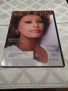 Modern-Jeweler-Magazine-June-2006-Sophia-Loren