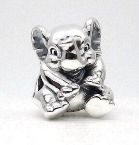 NEW AUTHENTIC Pandora Genuine ALE 925 Silver Lucky Elephant Charm ...
