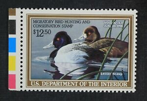 CKStamps-US-Federal-Duck-Stamps-Collection-Scott-RW56-12-50-Mint-NH-OG