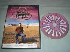 The Rock 'n' Roll Dreams of Duncan Christopher - 2012 Indie DVD Video Movie RARE