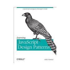 Learning JavaScript Design Patterns Osmani, Addy