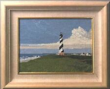 CAPE HATTERAS LIGHTHOUSE Counted Cross Stitch Chart