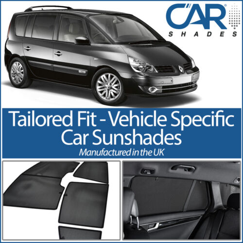 Renault Espace 5dr 03-11 CAR WINDOW SUN SHADE BABY SEAT CHILD BOOSTER BLIND UV