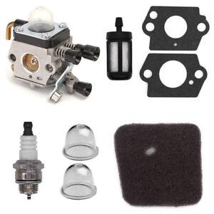 Garden Power Tools Carburetor Kit For St Fs38 Fs45 Fs46 Fs46c Fs55 Fs55r Km55r Fc55 Fs75 Fs80 Fs85 Trimmer C1q-s186a C1q-s143 C1q-s153 C1q-s71