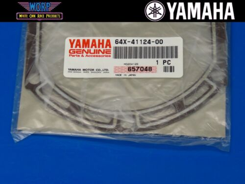 OEM YAMAHA EXHAUST OUTER COVER GASKET WAVE RAIDER BLASTER XL 760 63M-41114-00-00