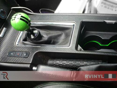 Toyota Corolla iM 2017-2018 Rdash Carbon Fiber Dash Kit Scion iM 2016