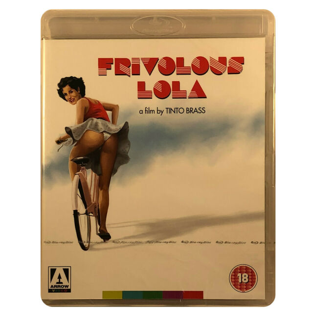Frivolous Lola Blu-Ray **Region B**