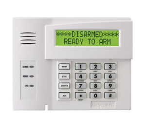 honeywell security 6160 ademco alpha display keypad ebay rh ebay com honeywell 6160 user manual pdf honeywell 6160 installation manual