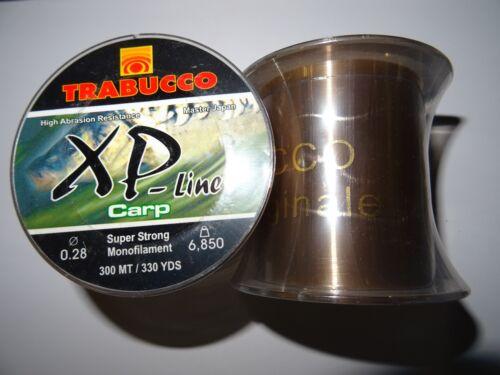 TRABUCCO XP-LINE CARP 300mt