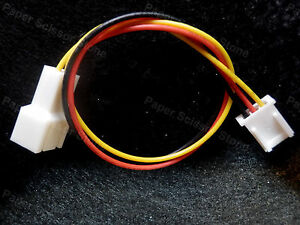 "8/"" Fan 3-Pin Extension Power Cable"
