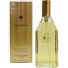 Guerlain NAHEMA 50ml EAU DE PARFUM Spray Refill NEU-OVP-FOLIE